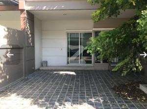 เช่าบ้านท่าพระ ตลาดพลู : ให้เช่าทาวน์เฮาส์ 2 ชั้น Vista 180 วิสต้า วันเอทโอ รัชวิภา  โครงการคุณภาพดีจาก SC Asset