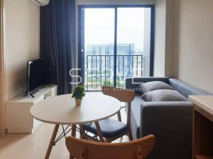 For RentCondoChengwatana, Muangthong : Good View High Fl. 20+ 1 Bed Cozy Style East Side Close to Central Chaengwattana / Condo For Rent