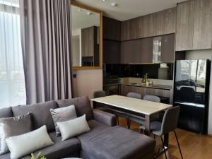 เช่าคอนโดสุขุมวิท อโศก ทองหล่อ : 🔥 SPECIAL PRICE! 🔥 The FINE Bangkok (2 Bedrooms) Luxury condo in the city center, Beautiful decoration and Fully furnished!!!!