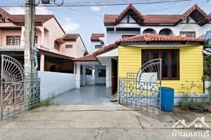 For SaleTownhouseRama5, Ratchapruek, Bangkruai : ทาวน์โฮม 2 ชั้น หมู่บ้านสำเร็จวิลล์ 4 ถนนเมน ใกล้ศาลายา