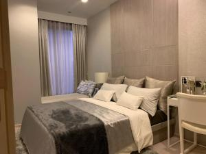 For RentCondoSukhumvit, Asoke, Thonglor : Condo for rent, M Thonglor 10, in the heart of Thonglor, 9th floor, Thonglor view, with a shuttle bus at the BTS