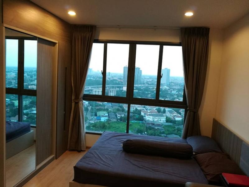 For SaleCondoThaphra, Wutthakat : LC11030620 ขาย/For Sale Condo Ideo Wutthakat (ไอดีโอ วุฒากาศ) 1นอน 22ตร.ม ห้องสวย ตกแต่งเฟอร์ครบ พร้อมอยู่