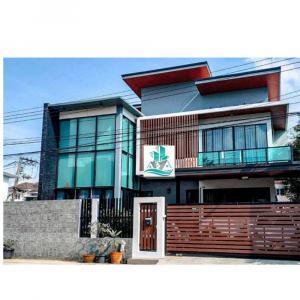 ขายบ้านนครปฐม พุทธมณฑล ศาลายา : ขายบ้าน กฤษดานคร 18 พุทธมณฑลสาย3 บ้านสร้างใหม่ สไตล์โมเดิร์น ตกแต่งพร้อมอยู่ ราคาต่อรองได้ (DA-26)  สนใจติดต่อนัดชมบ้าน รินรดา 0615519925