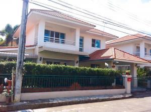 ขายบ้านเชียงใหม่ : CSS100734 ขายบ้านเดี่ยว 2 ชั้น 3  ห้องนอน  2  ห้องน้ำ  เนื้อที่   56.2  ตรว.
