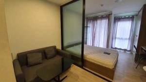 For RentCondoRangsit, Patumtani : ให้เช่า คอนโด Kave Condo ตรงข้าม ม.กรุงเทพรังสิต นาด 28ตรม. ชั้น 3 มี 1 ห้องนอน 1 ห้องน้ำ เฟอร์นิเจอร์และเครื่องใช้ไฟฟ้าครบ  Rental 11,000 baht/month contract 1 year