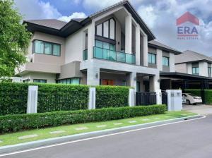 For SaleHouseRama5, Ratchapruek, Bangkruai : ขายด่วนบ้านเดี่ยวสวยหรู ม.บางกอกบูเลอวาร์ดซิกเนเจอร์ราชพฤกษ์ 2 ชั้น 104 ตร.ว. ใกล้โฮมโปรชัยพฤกษ์