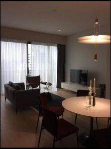 For RentCondoSukhumvit, Asoke, Thonglor : Tela Thonglor for rent 2 bedroom 111 sq.m. fl.15 Fully furnished near BTS Thonglor