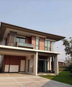 เช่าบ้านบางใหญ่ บางบัวทอง ไทรน้อย : ให้เช่าบ้านเดี่ยวโครงการบุราสิริ ราชพฤกษ์-345
