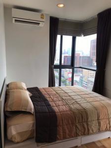 For RentCondoRatchadapisek, Huaikwang, Suttisan : ‼️ให้เช่า ราคาดีมาก‼️ คอนโดไอดีโอ รัชดา-ห้วยขวาง ชั้น 16 ห้องริม