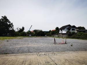 For SaleLandLadkrabang, Suwannaphum Airport : ขายที่ดิน 1075 ตรว. ในซอยเฉลิมพระเกียรติ ร9 ซอย 25 เข้าซอย 330 ม. ใกล้สวนหลวงร.