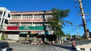 For SaleShophouseNakhon Nayok : ขายตึกแถวอาคารพาณิชย์ 4คูหา 25 ล้านบาท อำเภอองครักษ์ จังหวัดนครนายก