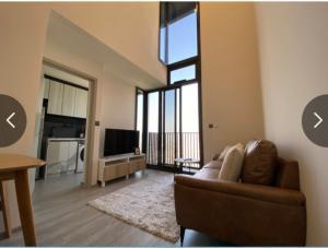 เช่าคอนโดอ่อนนุช อุดมสุข : The line sukhnmvit 101 duplex Special price for rent