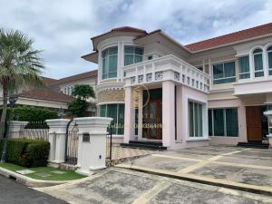 For SaleHouseRama5, Ratchapruek, Bangkruai : 🗣Selling a beautiful detached house 🔸Grand Bangkok Boulevard project Sathorn-Ratchapruek 🔸 Special price, cheapest ‼