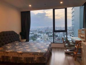 For RentCondoOnnut, Udomsuk : Big two-bedroom in Idea Mobi Sukhumvit 66 for rent
