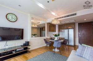เช่าคอนโดสุขุมวิท อโศก ทองหล่อ : NEW ROOM! 🔥 Siri at Sukhumvit (2 Bedrooms) Luxury condo in the city center, New decoration and READY TO RENT!!!! 🔥🔥