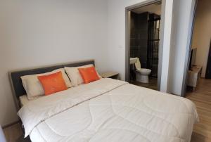 เช่าคอนโดพระราม 9 เพชรบุรีตัดใหม่ : 🔥Rent - 1Bedroom at  The BASE Garden Rama 9 #PN-00003987