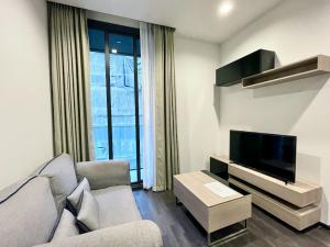 เช่าคอนโดพระราม 9 เพชรบุรีตัดใหม่ : 🔥Rent - 2 Bedrooms at 🔥The Line Asoke - Ratchada #PN-00004184