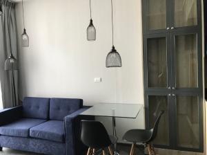 For RentCondoSukhumvit, Asoke, Thonglor : Edge Sukhumvit 23 for rent 1 bedroom 34 sq.m. fl.33 Fully furnished, Ready move in near BTS Asoke