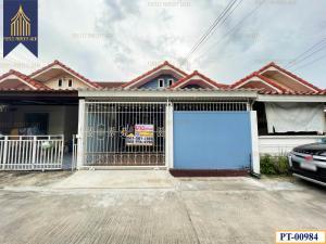 For SaleTownhousePattaya, Bangsaen, Chonburi : หัวข้อประกาศขายทาวน์เฮ้าส์ชั้นเดียว ปรินดา ดอนหัวฬ่อ ใกล้โรบินสันชลบุรี
