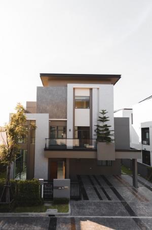 For SaleHouseOnnut, Udomsuk : The Gentry สุขุมวิท วิลล่าหรู 3 ชั้น ราคาพิเศษก่อนปิดโครงการ
