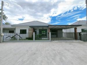 ขายบ้านเชียงใหม่ : บ้านเขตสันทรายหลวง เชียงใหม่ (ใกล้โรงพักสันทราย/ที่ว่าการอำเภอ)