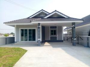 For SaleHouseChiang Mai : บ้านเดี่ยวใกล้แยกหนองจ๊อม วงแหวนรอบ 3 (ใกล้ตลาดภูดอย/ใกล้หมู่บ้านคัทลียา)