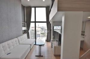 For RentCondoRama9, RCA, Petchaburi : ให้เช่า Chewathai Residence Asoke วิวโล่ง ไม่มีตึกบัง