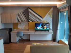 For RentCondoSapankwai,Jatujak : Condo for rent, Lumpini Park, Vibhavadi-Chatuchak, 10th floor, south