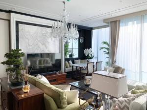 เช่าคอนโดสุขุมวิท อโศก ทองหล่อ : เช่าคอนโดสุขุมวิท  Kraam Sukhumvit 26 , 2 Bed 2 Bath , 110 sqm , High Floor
