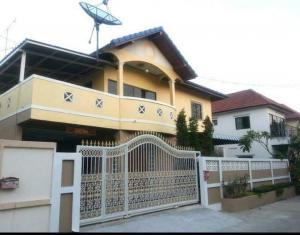 For SaleHouseBang kae, Phetkasem : ขายบ้านเดี่ยว2ชั้น เพชรเกษม69 บางแค ในซอยบางบอน3 ซอย14 แยก3