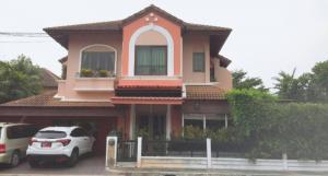 For SaleHouseLadprao101, The Mall Bang Kapi : ขายบ้านเดี่ยว เดอะ ทัสคาน่า วงแหวน-รามอินทรา THE TUSCANA WONGWAEN-RAMINTRA