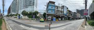ขายตึกแถว อาคารพาณิชย์บางนา แบริ่ง : ขาย อาคารพาณิชย์ (ซอยแบริ่ง 4) ราคา 12 ล้าน ตึกแถว 4.5 ชั้น ห้องมุม หน้ากว้าง 4 เมตร ลึก 18 เมตร ติดถนนใหญ่ ใกล้สถานีแบริ่ง