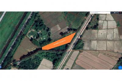 For SaleLandChiang Rai : lands for sale in Chiang rai near chiang rai Airport - 920141001-529