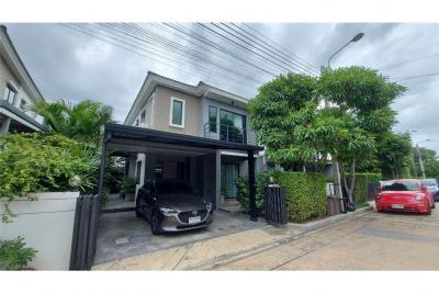 ขายทาวน์เฮ้าส์/ทาวน์โฮมนวมินทร์ รามอินทรา : ขายบ้านเดี่ยว 2ชั้น อารียา โคโม่ วงแหวน-รามอินทรา - 920391005-26