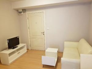 For RentCondoBang kae, Phetkasem : W0177#ให้เช่าพลัมคอนโด บางแค   ชั้น3  ขนาด  30 ตร.ม. 1 ห้องนอน 1 ห้องน้ำ ค่าเช่า 7,000 บาท/เดือน