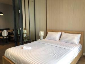 For RentCondoSukhumvit, Asoke, Thonglor : ‼️ให้เช่า ราคาดีช่วงโควิด‼️ คอนโด PARK 24 (สุขุมวิท 24) ห้องใหญ่ 2 ห้องนอน วิวแม่น้ำเจ้าพระยา