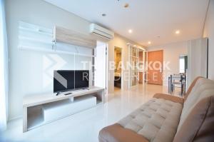 For RentCondoRama9, RCA, Petchaburi : SOS!!! VILLA ASOKE FOR RENT  1BED 52sq.m พร้อมอยู่ เฟอร์พร้อม PERFECT CHOICE