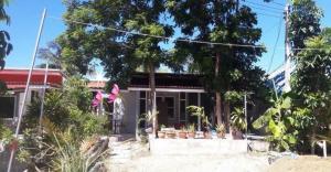 เช่าบ้านนครปฐม พุทธมณฑล ศาลายา : บ้านแฝด ชั้นเดียว ให้เช่าใหม่เอี่ยม บรรยากาศในสวน ร่มรื่น (บางปลารีสอร์ท) 50ตรว.  อ.บางเลน จ.นครปฐม