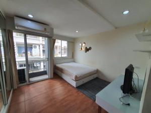 For RentCondoRatchadapisek, Huaikwang, Suttisan : Room for Rent at  Boutique Ratchada 17 condo studio type 31 sq.m. 7500 Baht/mo