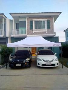 เช่าบ้านพระราม 2 บางขุนเทียน : ทั้งเช่า ทั้งขาย(ฟรีโอน)เช่า - ซื้อ  บ้านแฝด Villaggio 2 พระราม 2 บ้านคู่ (Duo Home) พร้อมเฟอร์นิเจอร์ภายในบ้านครบ