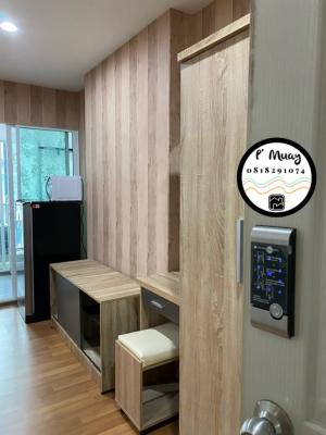 For RentCondoBang Sue, Wong Sawang : ให้เช่า 🍃ห้องสวย คุ้มเวอร์ ❗️5,500❗️🌟มี Digital Door Lock  #คอนโดรีเจ้นท์โฮมบางซ่อน27 เครื่องใช้ไฟฟ้าครบ ❤️ค่าเช่า 5,500