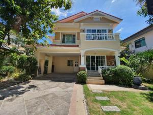 For SaleHouseRamkhamhaeng, Hua Mak : House for sale, Nantawan Ramkhamhaeng, Soi Ramkhamhaeng 94, Saphan Sung , Bangkok.