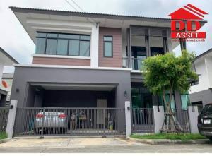 For SaleHouseRamkhamhaeng, Hua Mak : ขาย  บ้านเดี่ยวโครงการ เอโทล จาวาเบย์ กิ่งแก้ว19 Atoll Java Bay ใกล้สนามบินสุวรรณภูมิ ห้างเมกาบางนา  เซ็นทรัลวินเลจสุวรรณภูมิ