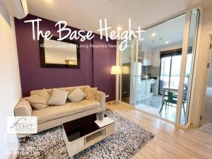 For RentCondoPhuket, Patong : The Base Height Fully Furnished For Rent !!!
