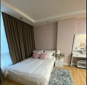 For SaleCondoRatchadapisek, Huaikwang, Suttisan : ห้องสวยพร้อมอยู่ ทำเลดีใกล้รถไฟฟ้า เพียง 1.6 ล้าน คอนโด รัชดาซิตี้18 (S2310)