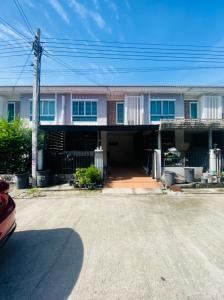 For SaleTownhouseRamkhamhaeng,Min Buri, Romklao : ขายถูกทาวเฮ้าส์ 2 ชั้น, 1.75 ล้านบาท, มีนบุรี, นิมิตใหม่