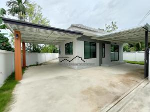 ขายบ้านเชียงใหม่ : บ้านเขตสันทรายหลวง ใกล้ รร.พงษ์พิกุล (บ้านแม่แก้ด สันทราย เชียงใหม่)