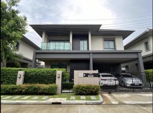ขายบ้านปิ่นเกล้า จรัญสนิทวงศ์ : 🔥🔥🔥ขาย👉มบ.บางกอกบูเลอวาร์ด🏠 สาทร-ปิ่นเกล้า2 🔷 บ้านสวย ✨@JST Property.