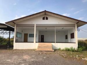 For RentShophouseMahachai Samut Sakhon : RPJ199ให้เช่าที่ดิน7ไร่กว่าพร้อม อาคาร2 ชั้น1 หลัง ถนนพระรามสอง ขาเข้า กม.43