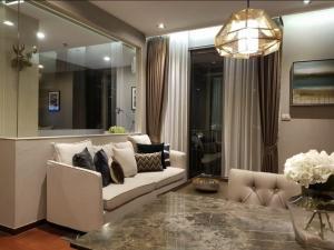 For RentCondoSukhumvit, Asoke, Thonglor : For Rent (Pet Friendly) 2 Bedroom 1 Bathroom 56.5 SQM. Ashton Morph Sukhumvit 38